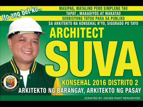 50th Birthday of Arch. Ricardo C. Suva Jr.