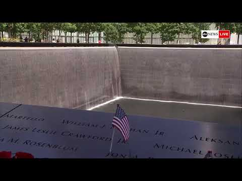 Marques - Remembering 9/11: Memorials held in New York, DC, PA