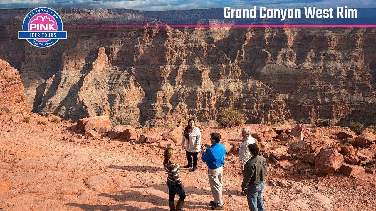 Grand Canyon West Rim Classic Tour   Las Vegas | Pink Jeep Tours