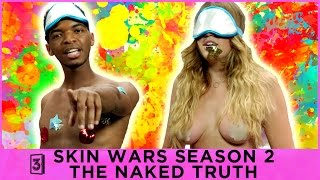 Skin Wars - Pin The Pasty On The Model