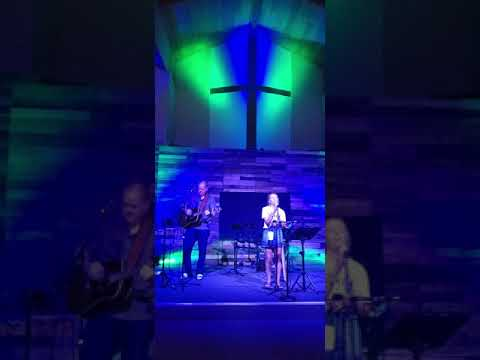 Oceans by Hillsong United cover 7/21/19