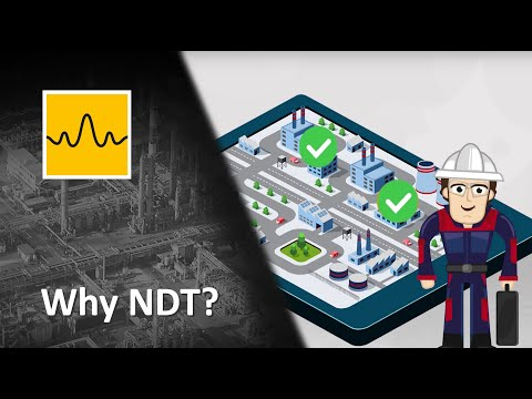 Why NDT? PRUFTECHNIK has the answer