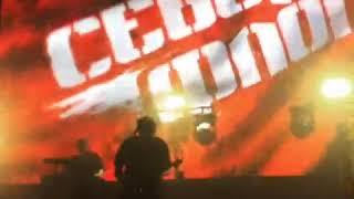Пиро на концерте Северного флота, 21.04.2018