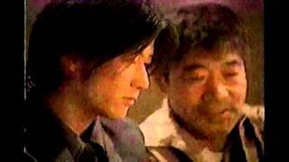 2000年ごろのサントリーのウイスキー角瓶のCMです。浅野忠信さんが出演...