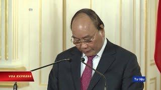 Thủ tướng: Sẽ 'xin ý kiến' nhân dân về luật đặc khu (VOA)