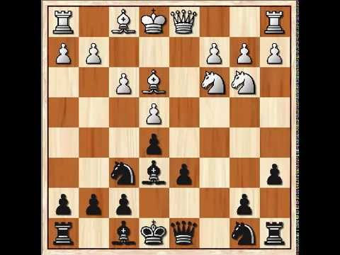 Some continuations of 1. e4 c5: Chess history