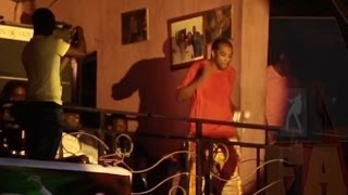 Video: Femi Kuti Dancing to Wizkid