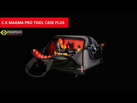 The New C.K Magma Pro Tool Case Plus