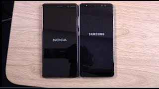 Nokia 7 Plus vs Samsung Galaxy A8 Plus - Speed ...