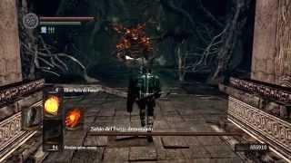 Sabio del Fuego Demoniaco - Dark Souls Nivel 35.