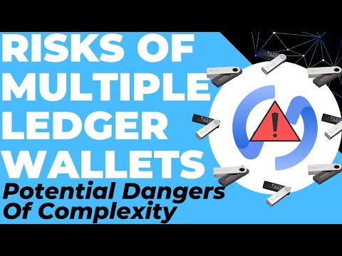 Risks of Juggling Multiple Wallets in Ledger Live (Seeds, Passphrases, Devices or Re-initializing)