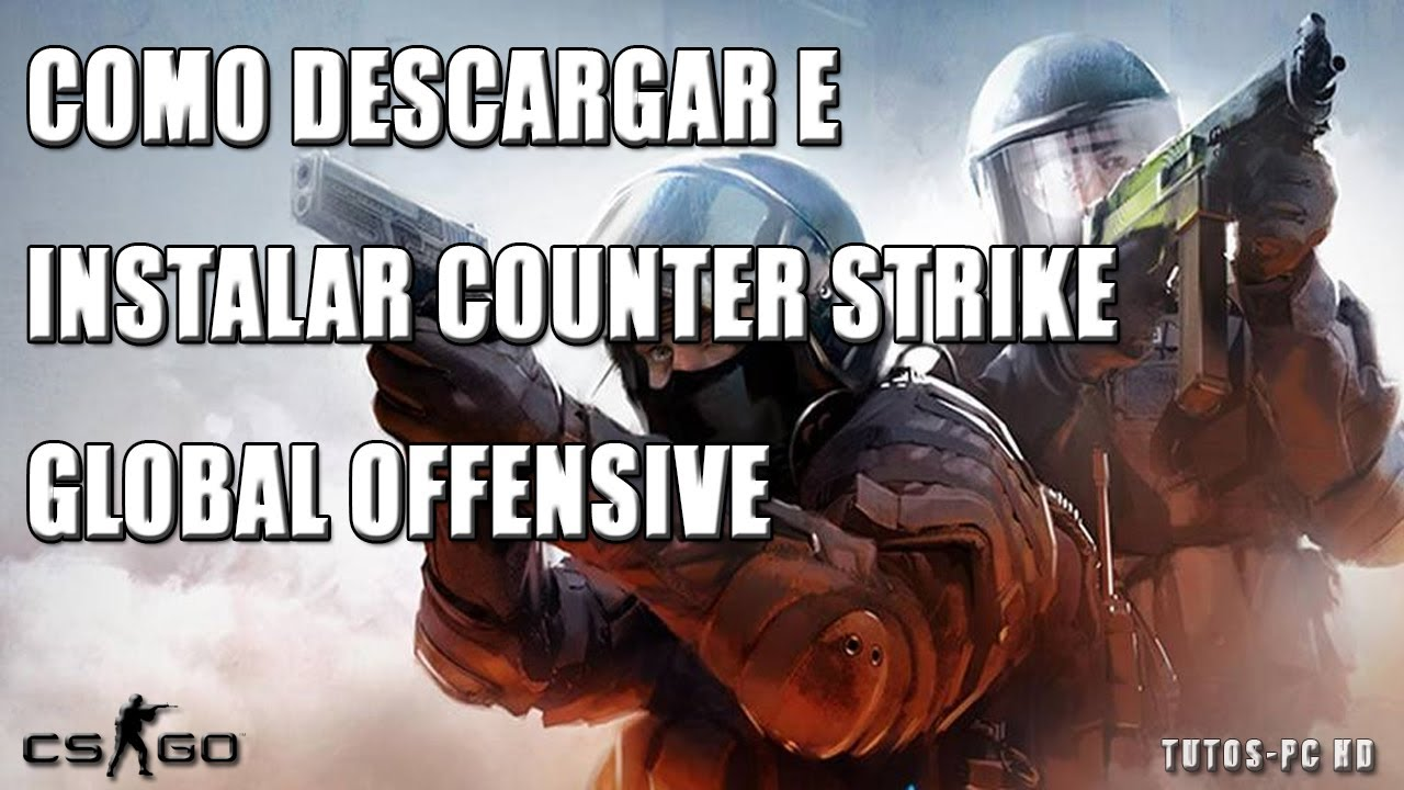 descargar counter strike global offensive pc mega