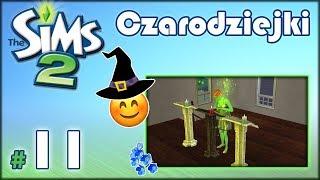 """✨ CZARODZIEJKI - The Sims 2 - #11 - """"Nowy dom i nauka magii"""""""