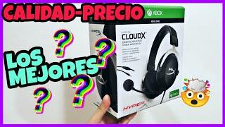 🔥HyperX CloudX🔥[Unboxing & Review en ESPAÑOL] Mejores Audífonos Gamer Calidad/Precio?? 🤯