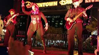 Honeybee - Steam Powered Giraffe (live at Downtown Disney)