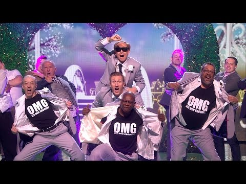 Old Men Grooving - Britain's Got Talent 2015 Final