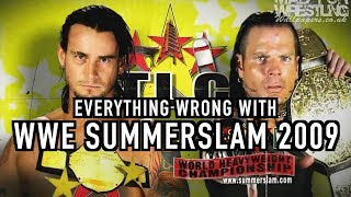 Episode #246: Everything Wrong With WWE SummerSlam 2009