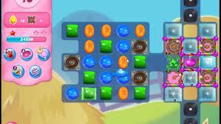Candy Crush Saga Level 5387 - NO BOOSTERS | SKILLGAMING ✔️