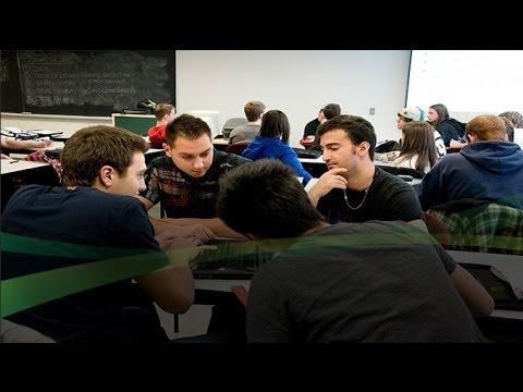 Algonquin College Business Administration Program - Webinar