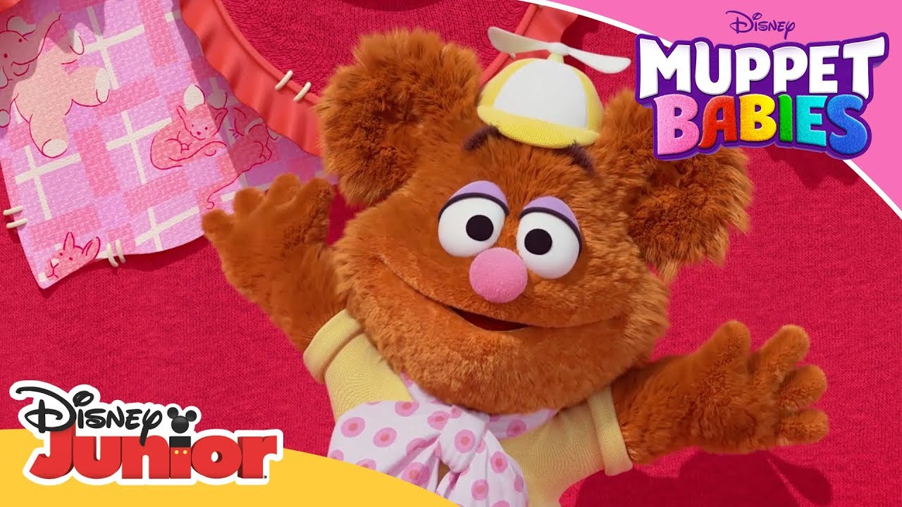 Where are the Muppets now? From babies to showbiz success ...  Muppet Babies Fozzie
