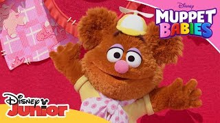 Fozzie's Show & Tell | Muppet Babies | Official Disney Channel Africa
