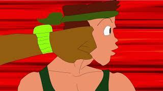 Cartoon Pilot: Fight Scene