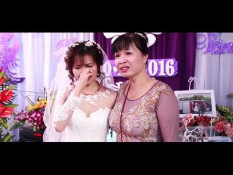 Happy Wedding Nguyễn Huy ft Hồng Vân 20.11.2016