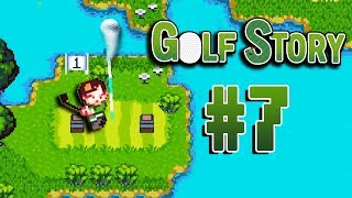 Golf Story Gameplay (Nintendo Switch) #7 | Feed The Fish!