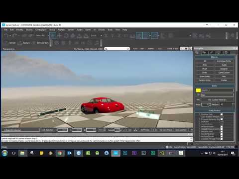 cryengine vehicle - zagato 1960 -  free download
