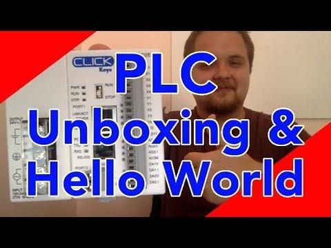 PLC Trainer Kit - Allen Bradley DIY PLC Trainer Siemens