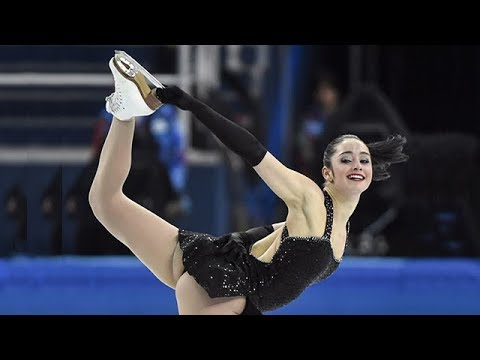 2018 Winter Olympics - Ladies Figure Skating (Preview)