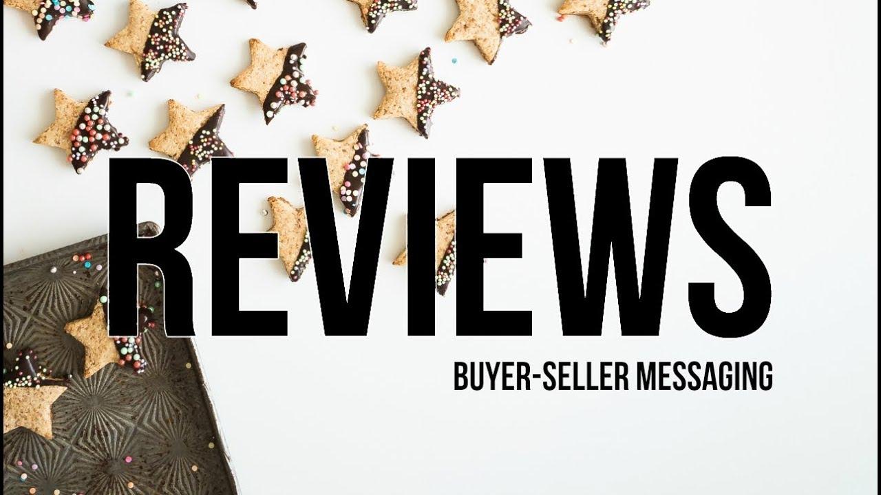 amazon seller central reviews