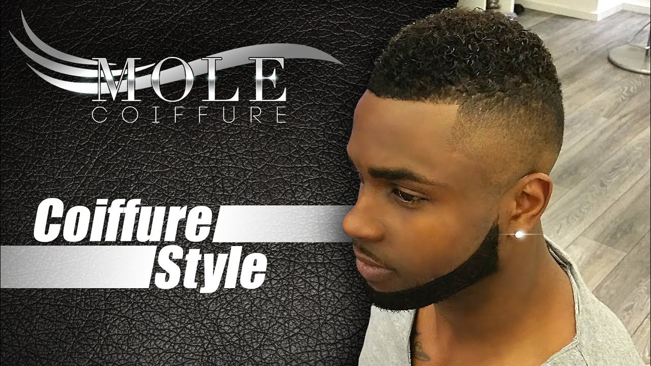 Coiffure Mariage Homme Noir Coiffure Style Homme Mole Coiffure Youtube