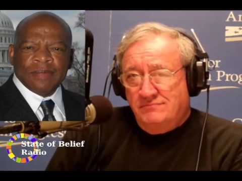 Rep. John Lewis Interview: State of Belief Radio January 19, 2013