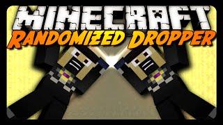 Minecraft: RANDOMIZED DROPPER! (WindFall Mini-Game / Map)