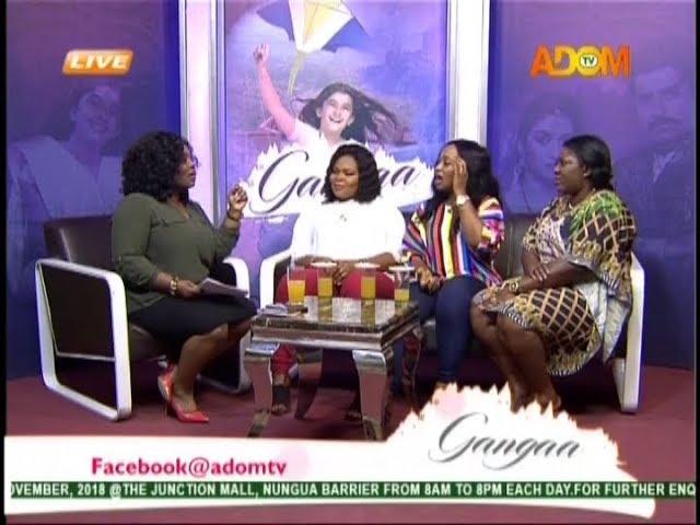 Gangaa Chat Room on Adom TV (10-10-18)