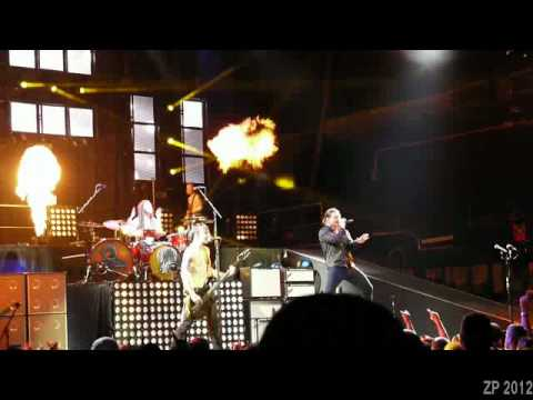 Rockstar Uproar Festival 2012: Shinedown - Fly from the Inside - Atlanta, GA