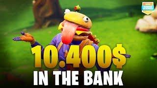 10 KILL IN DUO AL SUMMER SKIRMISH E 10.400$ IN THE BANK! | Fortnite Battle Royale