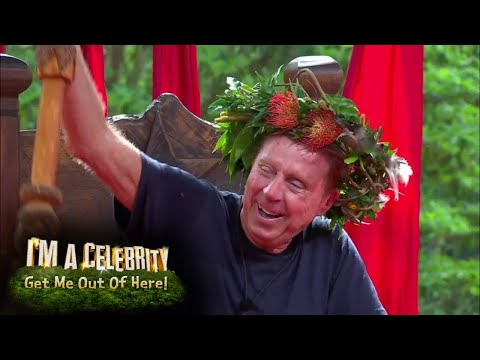 Harry Redknapp Is Your King of the Jungle!   Im a Celebrity... Get Me Out of Here!