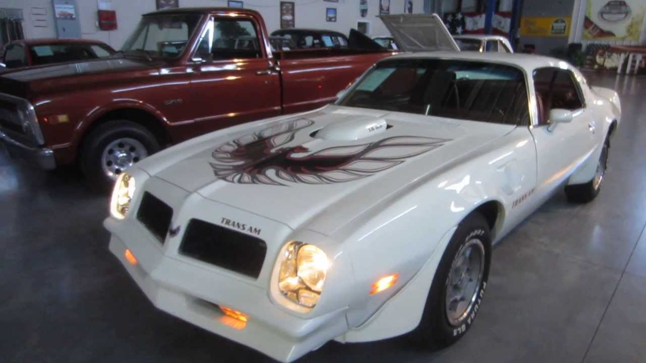 Sold 1976 trans am passing lane motors classic cars for Am motors used cars