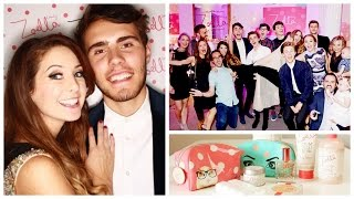 Zoella Beauty Launch Party!