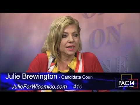Julie Brewington on the Police