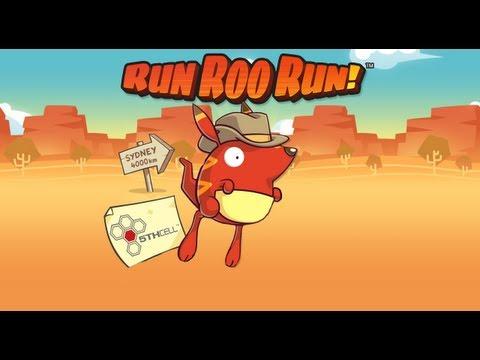 Run Roo Run - iPhone - HD Gameplay Trailer