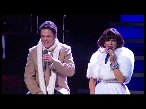 DONNY & MARIE - Christmas in Los Angeles (Pantages Theatre - Dec 2012)