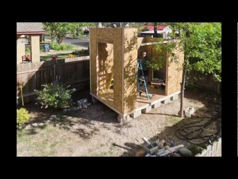 Sett Studio - modular studio construction
