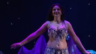 Танец живота / восточные танцы / пример двухкамерной видеосъемки одним оператором videosculptor.ru