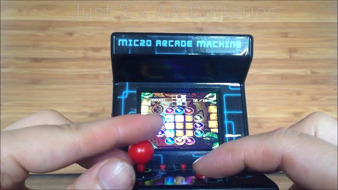 was ist arcade