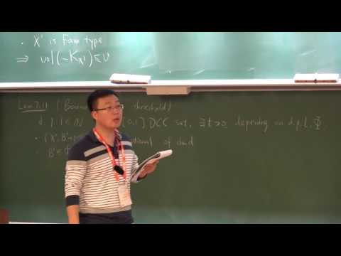 Talk 11: Exceptional pairs II, section 7 of [1] -Yifei Chen (Chinese Academy of Sciences)