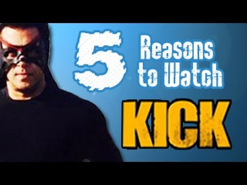 Top 5 REASONS To Watch KICK ft Salman Khan, Jacqueline Fernandez