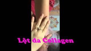 Lột da (body) thơm MADE in Đại Lý Mỹ Phẩm Ly Còi :3